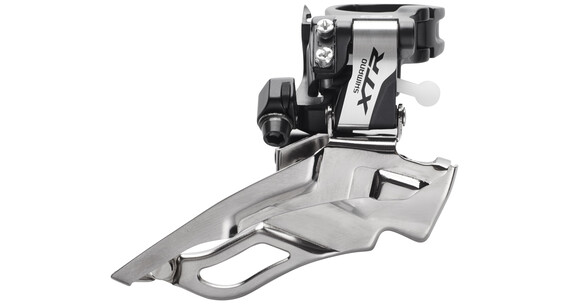 Shimano XTR FD-M981 Umwerfer 3-fach Dyna-Sys silver